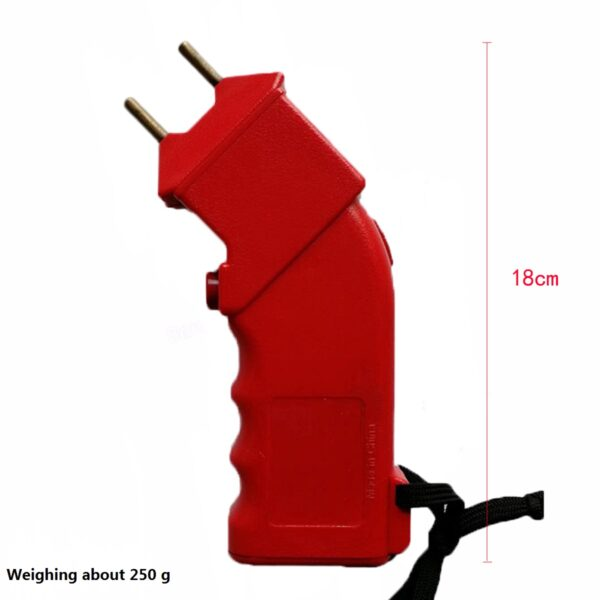 red cattle prod