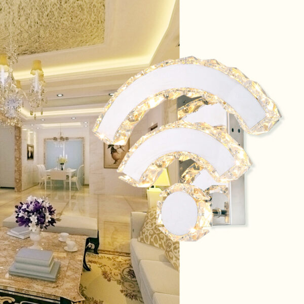 wifi wall light