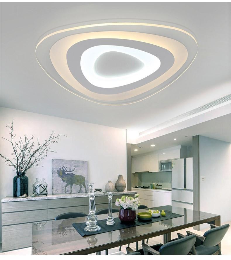 Acrylic ceiling light