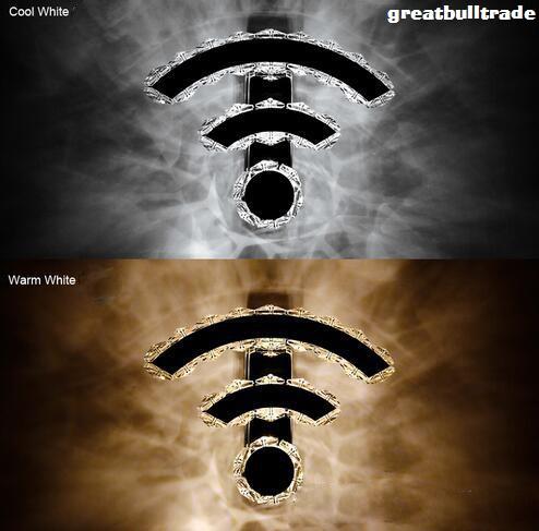 wifi wall light