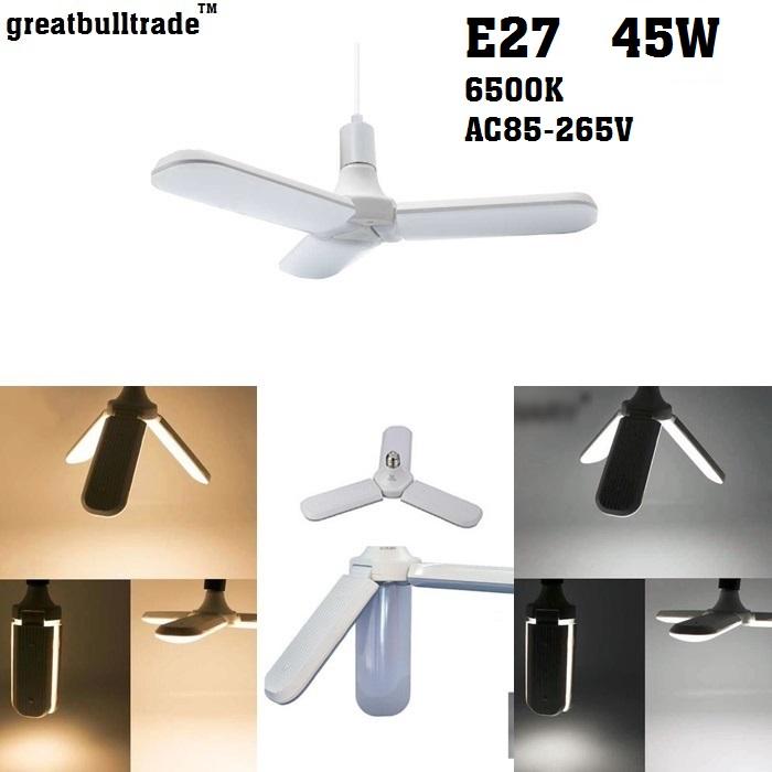 E27 45W Garage Light