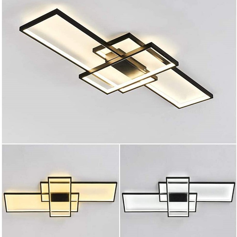aluminum ceiling light