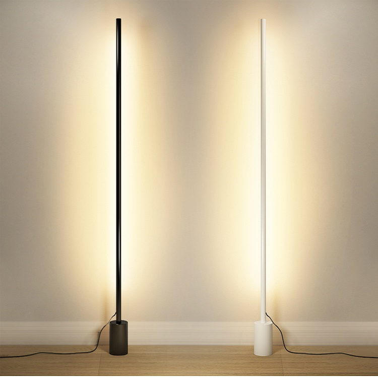 Modern Minimalist Nordic Standing Lamps led Floor Lights Creative for Living Room Led floor lamp