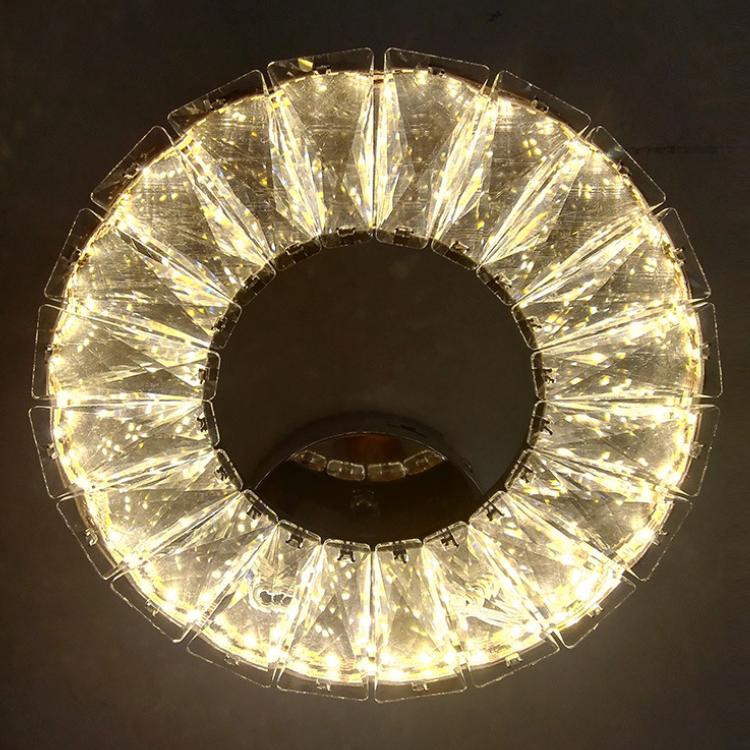 Ring wall lamp
