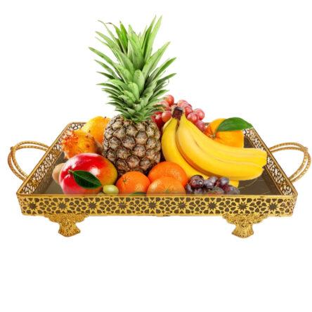 Wedding Cupcake Tray, Table Storage Tray, Multifunctinal Dish Plate, Fruit Trays, Cosmetics Jewelry Organizer Tray